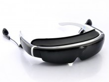 3D 98inch Screen Video Glasses