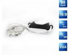 98 Inch Virtual Video Glasses